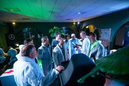 Escape room Grote Groepen doktors