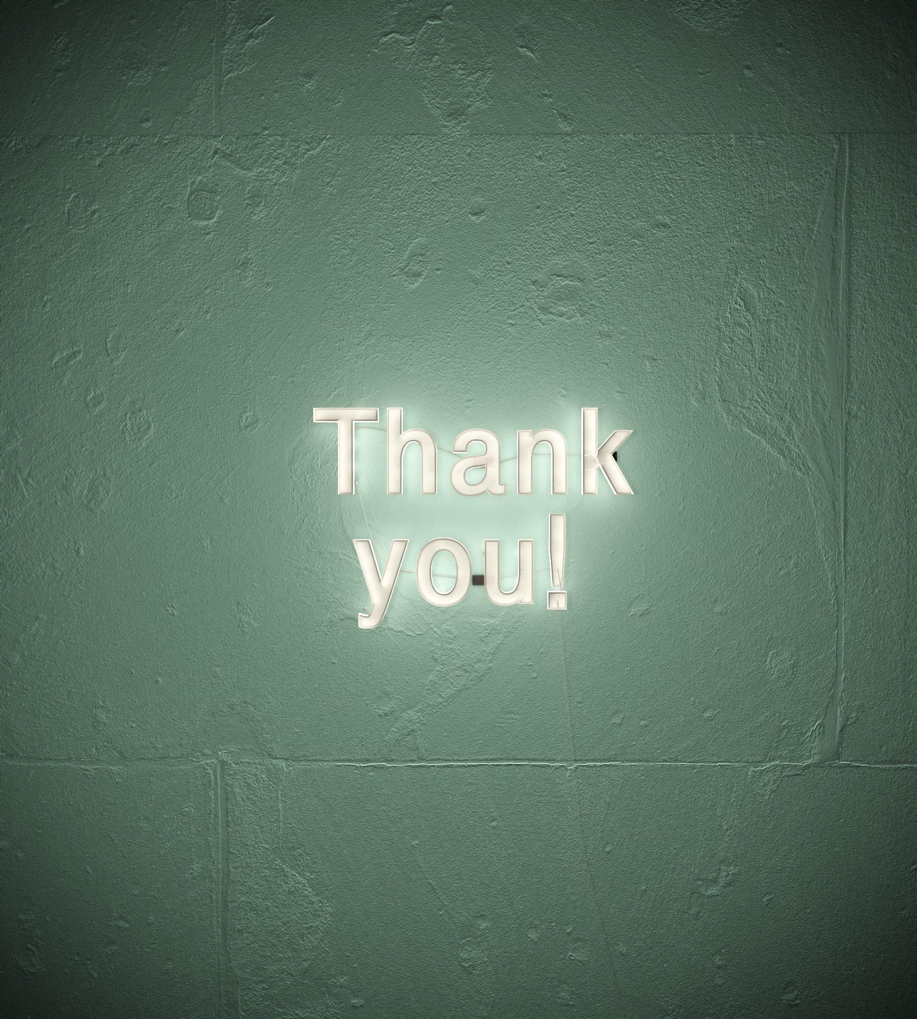 Thank You Escape Room