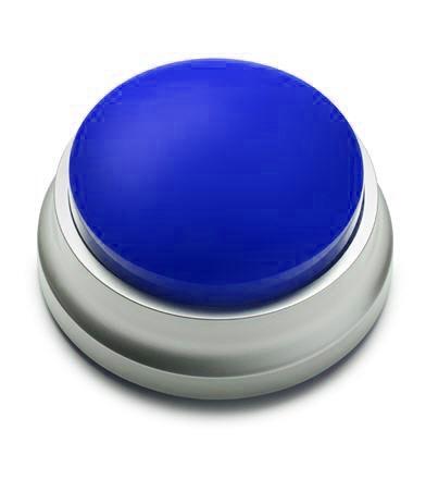 Blauwe Knop